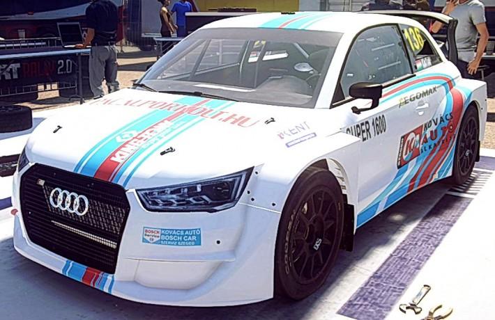 KisTukiRX is rajthoz áll a Dirt Rally 2.0 virtuális pályáin