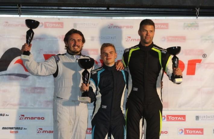 Magyar Rallycross Bajnokság, Máriapócs
