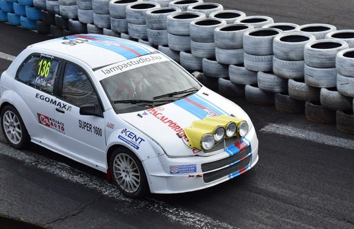 Rally Európa Bajnokság, Rally Hungary 2020. november 06-08.